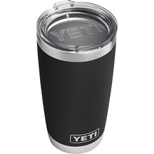 Load image into Gallery viewer, Yeti Rambler 20 Black 2