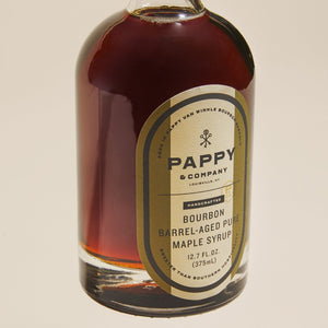 Award Winning Pappy Van Winkle Bourbon Barrel Aged Pure Maple Syrup