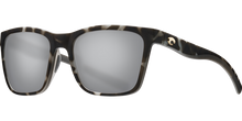 Load image into Gallery viewer, Costa Sunglasses Panga Matte Gray/Gray Silver 4