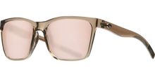 Load image into Gallery viewer, Costa Sunglasses Panga Shiny Taupe/Copper Silver 4