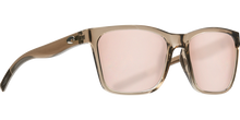 Load image into Gallery viewer, Costa Sunglasses Panga Shiny Taupe/Copper Silver 1