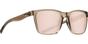 Costa Sunglasses Panga Shiny Taupe/Copper Silver 1
