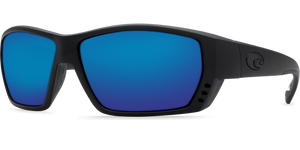 Costa Sunglasses Tuna Alley Blackout/Blue Mirror 4