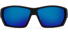Load image into Gallery viewer, Costa Sunglasses Tuna Alley Blackout/Blue Mirror 5