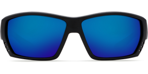 Costa Sunglasses Tuna Alley Blackout/Blue Mirror 5