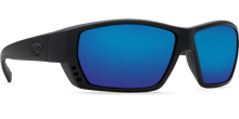 Load image into Gallery viewer, Costa Sunglasses Tuna Alley Blackout/Blue Mirror 1
