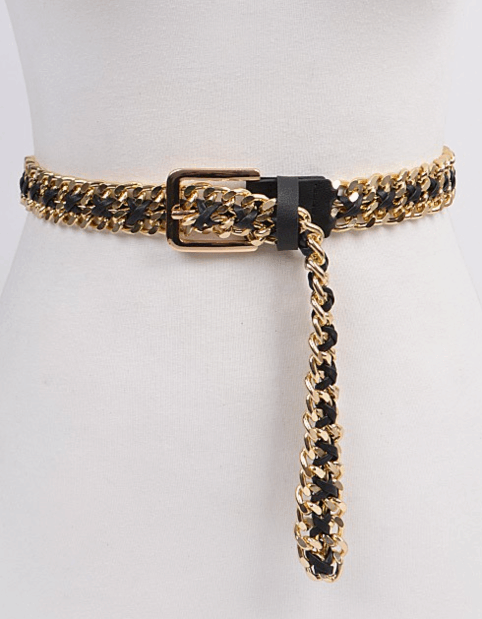 5th Ave Thick Chain Belt