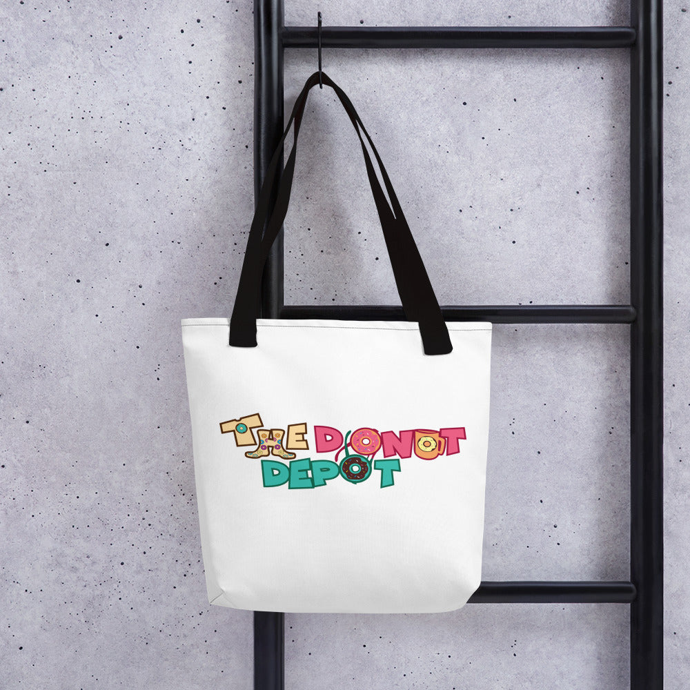 The Donut Depot Tote bag