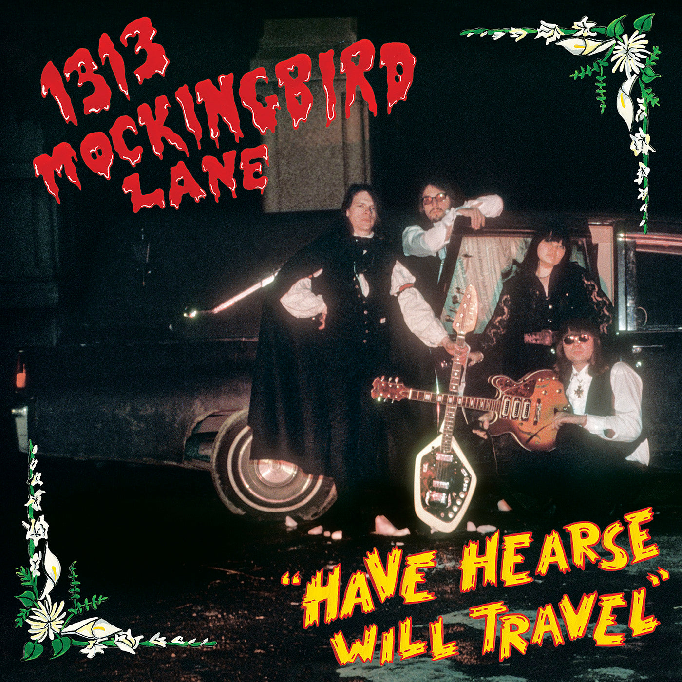 1313 Mockingbird Lane - Have Hearse Will Travel  Vinyl LP