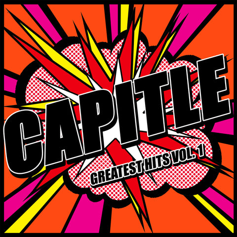 "Capitle - Greatest Hits Vol. 1 7"" Vinyl"
