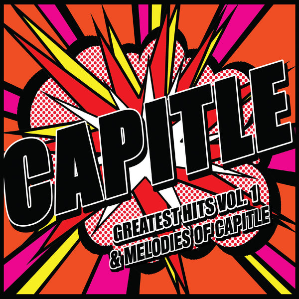 capitle - greatest hits vol. 1/melodies of capitle - CD