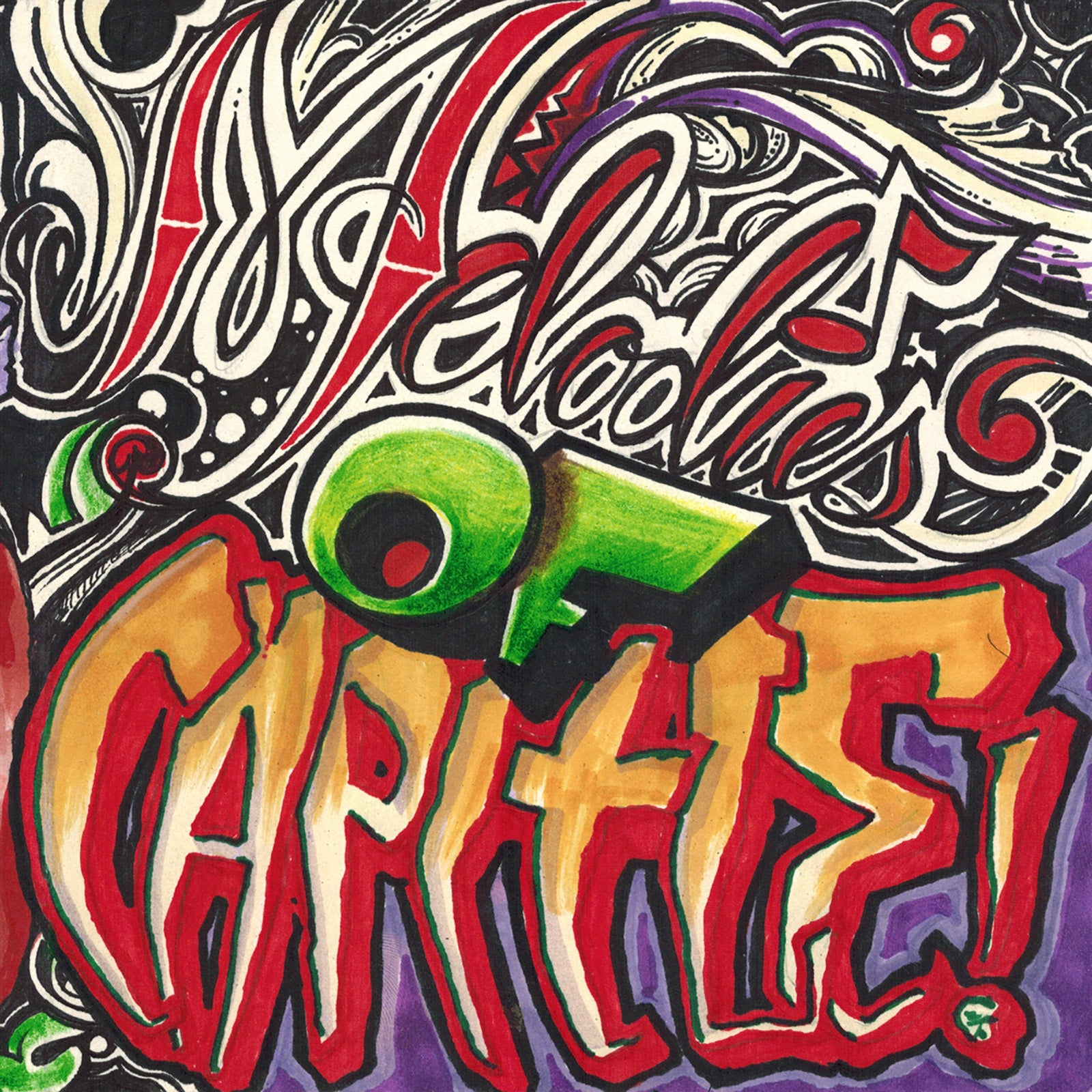 "capitle -melodies of capitle - 7"" Vinyl"