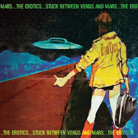The Erotics - Stuck Between Venus and Mars - CD