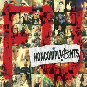 Noncompliants - Fed Up - CD