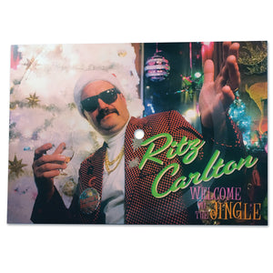 Ritz Carlton - Welcome to the Jingle - Postcard Flexi