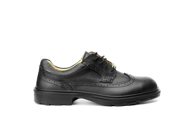 Right side view of F71307 Elten OFFICER ESD S2 Safety Shoe