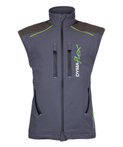 C606 Dymaflex Jacket Sports Grey with sleeves removed