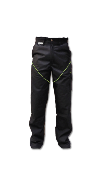 C501 Combat Trousers in black