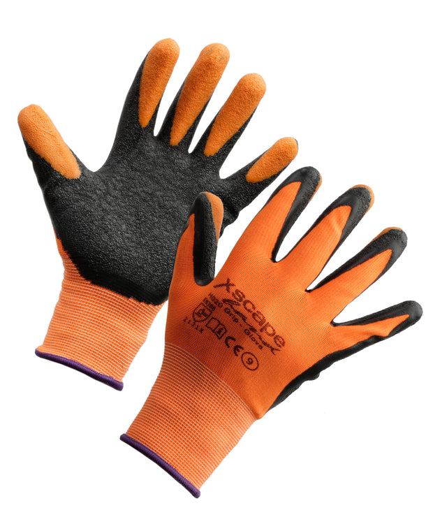 H020 Xscape Glove Double Latex Dipped