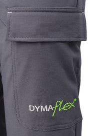 C.501 Dymaflex Cut-Resistant Trousers - Grey. Side Pocket