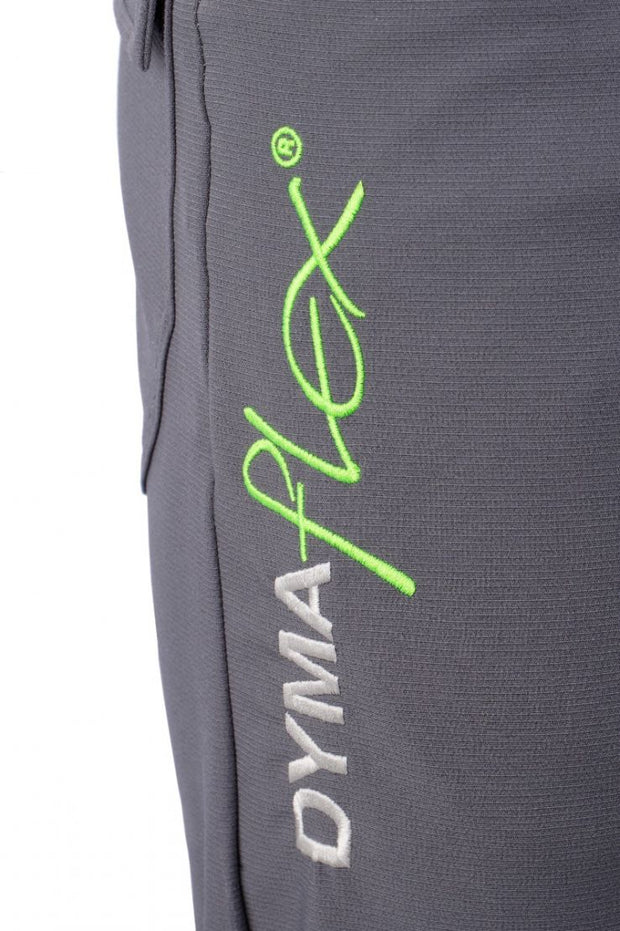 Cut-Resistant Trousers - Grey with Dymaflex logo