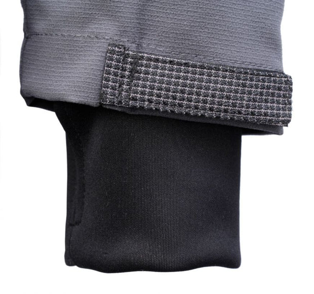 secondary cuff of C606 Dymaflex Jacket Sports Grey