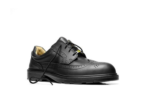 The F71307 Elten OFFICER ESD S2 Safety Shoe