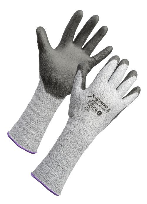 H550 Xscape Glove PU Coated Ext-Cuff