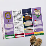 Planner friends mini kit *Add on sheet available*