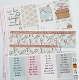 Moving House mini kit *Add on sheet available*