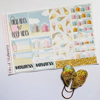 High Tides, Good Vibes mini kit *Add on sheet available*