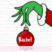 Christmas means more personalised DIGITAL file