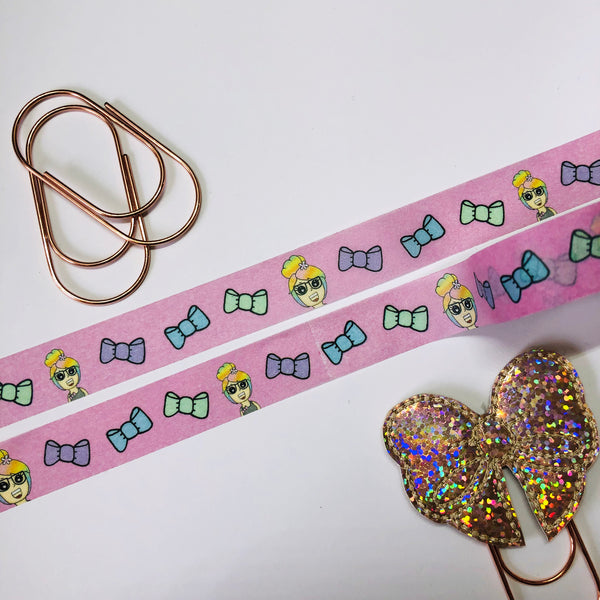 Bits of Stationery Exclusive Washi Tape