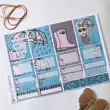 Rain girl mini kit *Add on sheet available*