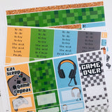 Gamer mini kit *Add on sheet available*