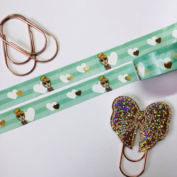 Bits of Stationery Exclusive Foil Washi Tape