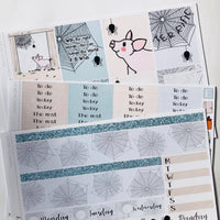Nellie's tangle mini kit *Add on sheet available*