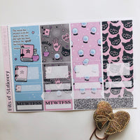 Spell time mini kit *Add on sheet available*