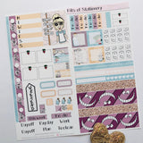 Alice hobonichi weeks kit hand drawn planner stickers