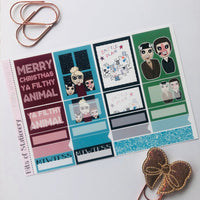 Filthy animal mini kit *Add on sheet available*