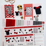 Mouse Girl mini kit *Add on sheet available*