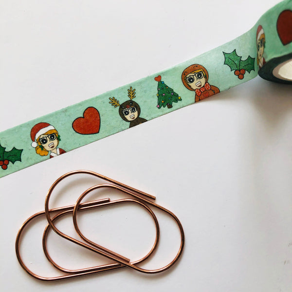 Bits of Stationery Exclusive Christmas Washi Tape