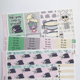 Spa girl mini kit *Add on sheet available*