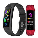 S5 Smart Bracelet Fitness Tracker waterproof Smart Wristband Heart Rate Monitor Activity Tracker Blood Oxygen Sport Smart Band