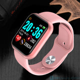 Women Smart Band Men Smart Bracelet Fitness Tracker For Android IOS Smartband Wristband  Smart Wrist Band Bluetooth Smart-band