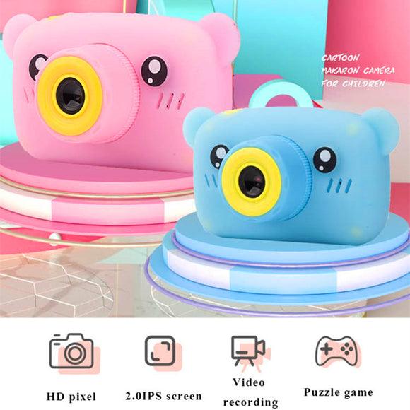 Kids Camera Digital Mini Cute Video 1080P