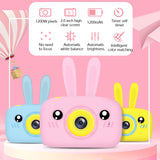 Children Mini Camera 2 inch Screen Display For Children Best Gifts