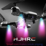 Rc Helicopters Drone HJ28 Camera 1080 HD APP WIFI  Quadcopter Foldable Long Battery