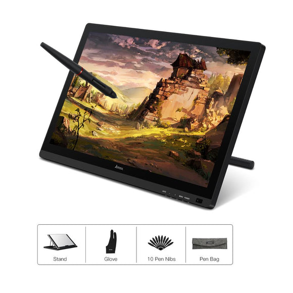 Artisul D22S Battery-free 21.5 inch Graphic Drawing Tablet Monitor