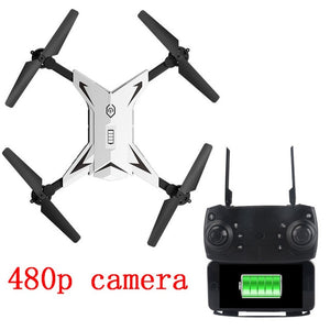 Ky601s RC Selfie Drone Professional Foldable Quadcopter 20 Minutes Battery Life